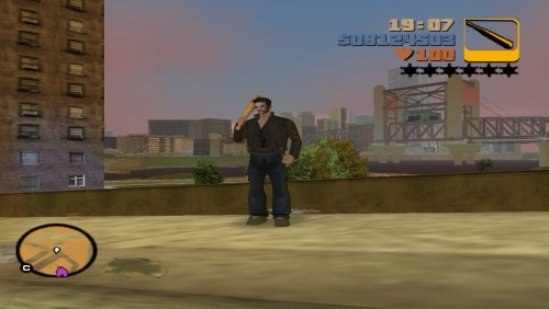 GTA 3 skin Niko Bellic