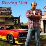 Реалистичное Вождение для GTA 5 на Xbox 360