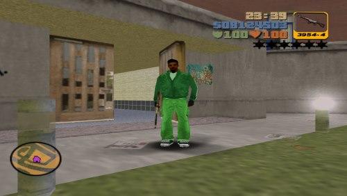 Grove Street мод для GTA 3