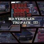 HD Автомобили для GTA 3