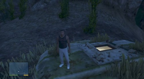 No water mod for GTA 5