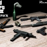 Renegade Weapon Pack