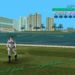 Скин Lara Croft для GTA Vice City
