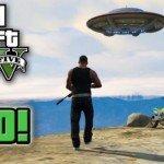 Мод UFO для GTA 5 на PS3