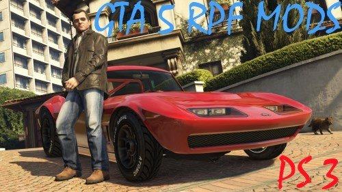Мод для GTA 5 RPF