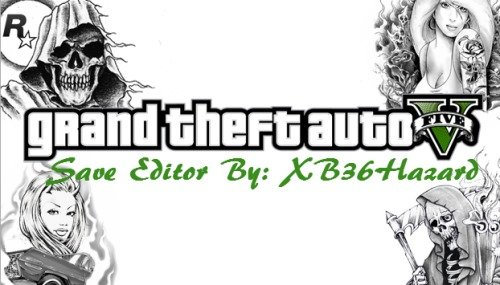 Редактор сохранений GTA 5