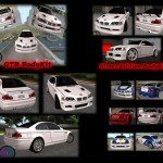 Автомобиль BMW M3 Tunable Для GTA SA