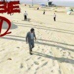 Мод на Зомби для GTA 5 на Xbox 360
