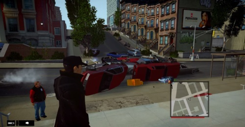 Watch Dogs мод для GTA 4
