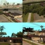 Обновлённый Грув Стрит для GTA San Andreas