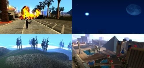 GTA 5 Графика для GTA San Andreas
