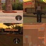 GTA 5 Переключение персонажей для GTA San Andreas