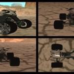 ATV Quad для GTA San Andreas