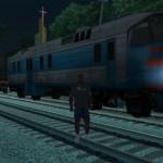 Поезд из Half-Life 2 для GTA San Andreas
