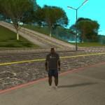 GTA San Andreas New roads San Fierro Mod