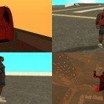 Парашют из GTA 5 для GTA San Andreas