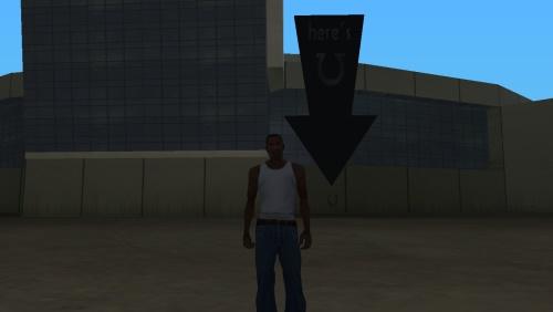 Мод помощь поиска подков GTA San Andreas
