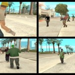 GTA San Andreas Drunk People Mod
