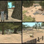 GTA San Andreas Green Island