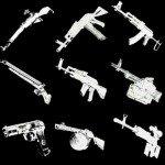 Советское Оружие для GTA Vice City