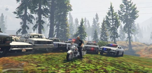 Police Mod GTA 5