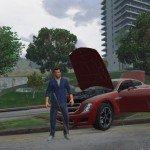 Реалистичный контроль над авто для GTA 5