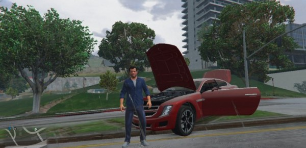 Ultimate Vehicle Controller GTA 5