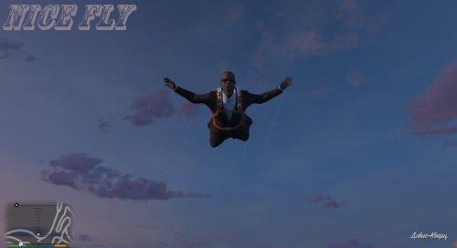 Умение летать для ГТА 5