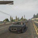Электронный спидометр для GTA 5