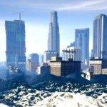Цунами мод для GTA 5 на PS3