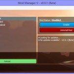 GTA 5: Mod Manager V