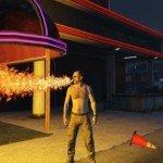 Огнедышащий протагонист для GTA 5