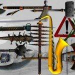 Alternative Weapons — Альтернативное оружие для GTA 5