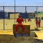 Мод позволяющий играть за заключенного в GTA 5