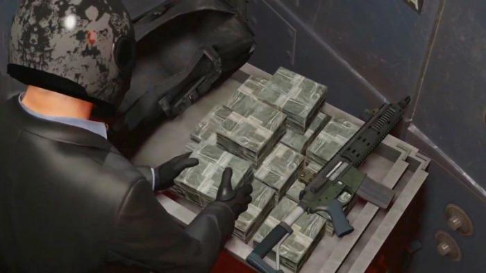 Как заработать деньги в ГТА 5