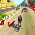 Downhill Racing — Велогонки для GTA 5