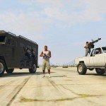 Bodyguard Squads — Отряды телохранителей для GTA 5