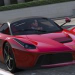 Ferrari LaFerrari 2013 для GTA 5