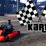 Мод Kart V для GTA 5
