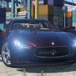 Maserati Ghibli S 2014 для GTA 5