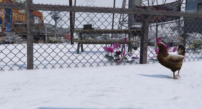 скачать мод в гта 5 на снег - фото 9
