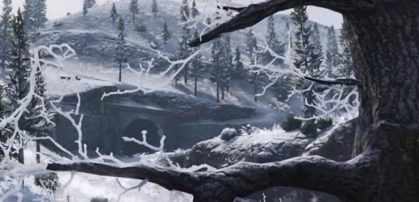 Snow Mod GTA 5