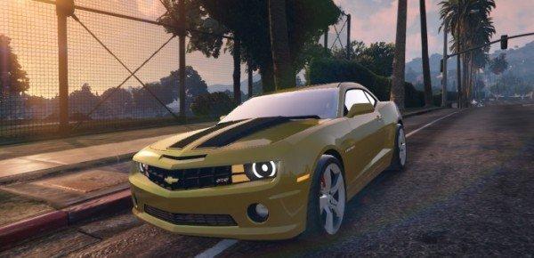 GTA 5: Chevrolet Camaro SS