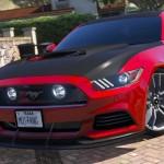 Ford Mustang GT 2015 для GTA 5