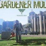 Gardener Mod — Симулятор садовника для GTA 5