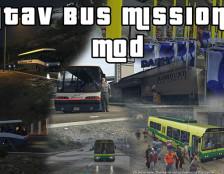 Миссии водителя автобуса для ГТА 5