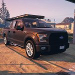 Ford F-150 2015 для GTA 5