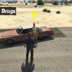 Мод Rob & Sell Drugs для GTA 5