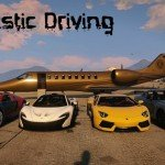 Мод Realistic Driving для GTA 5