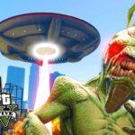 UFO Invasion — Вторжение НЛО в GTA 5